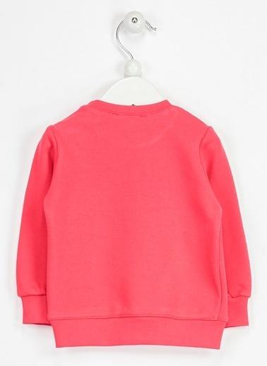 Locopop Sweatshirt Kırmızı
